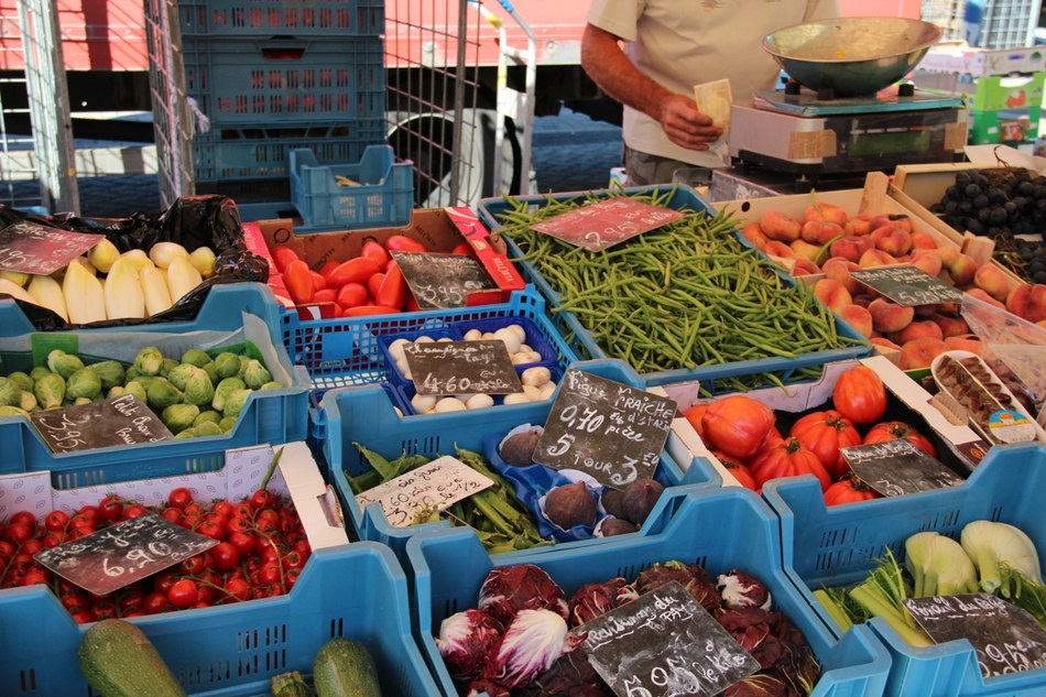 20. Fruits & Légumes   Steve Idon